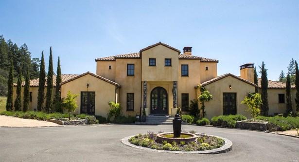 7200 Wildwood Mountain Road, Santa Rosa, CA - USA (photo 1)