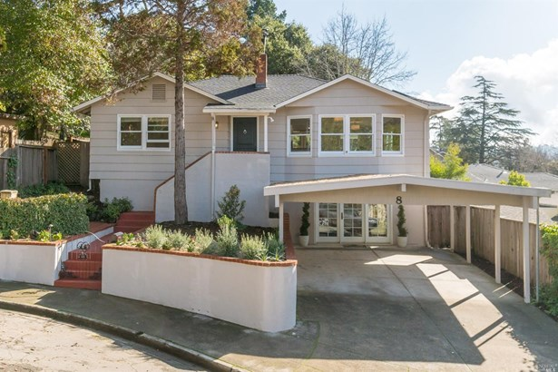 8 Brookside Court, San Anselmo, CA - USA (photo 1)