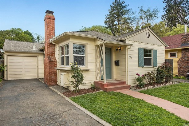 633 Pine Street, Santa Rosa, CA - USA (photo 1)