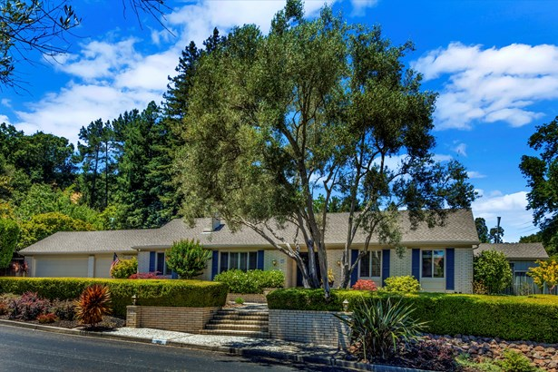 100 Fernwood Dr, Moraga, CA - USA (photo 1)