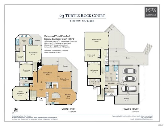 23 Turtle Rock Court, Tiburon, CA - USA (photo 2)