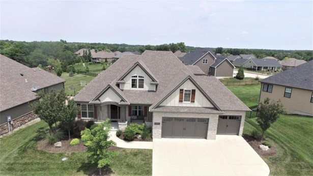 6401 Upper Bridle Bend Dr, Columbia, MO - USA (photo 1)