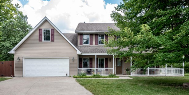 Single Family Residence, 2 Story - COLUMBIA, MO