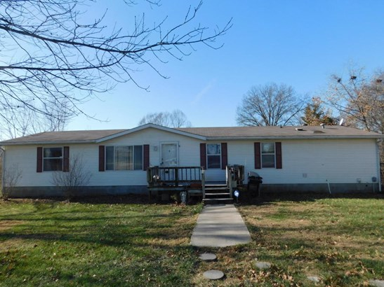 Ranch,Traditional, Manufactured Home - CLARK, MO (photo 1)