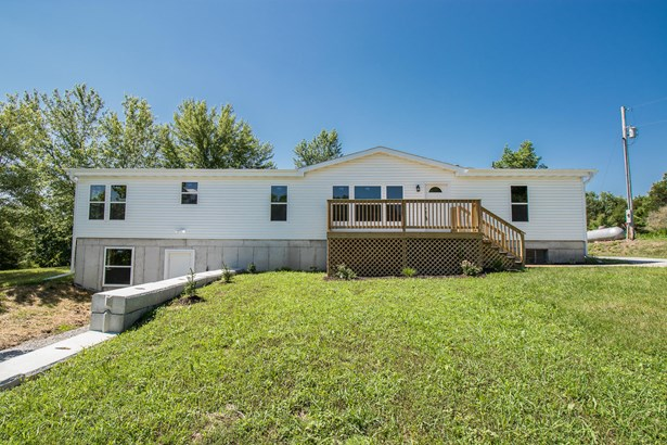 Ranch,Traditional, Manufactured Home - CLARK, MO (photo 2)