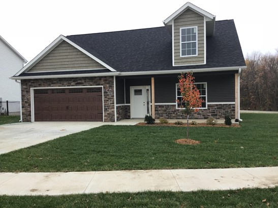 Single Family Residence, 1.5 Story,Traditional - HALLSVILLE, MO