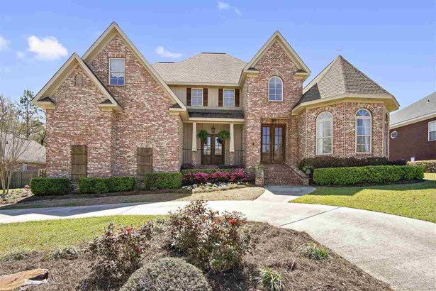 French Country, Residential Detached - Saraland, AL (photo 1)