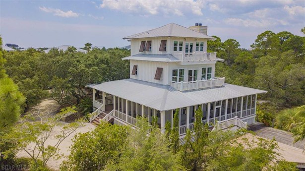 Residential Detached, Other-See Remarks - Orange Beach, AL