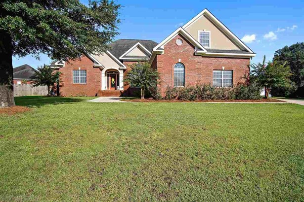 Residential Detached, Traditional - Saraland, AL