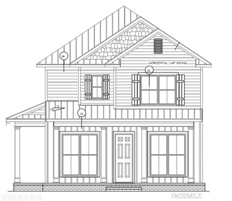 Cottage, Residential Detached - Orange Beach, AL