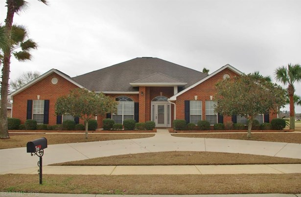 Residential Detached, Contemporary - Foley, AL (photo 2)