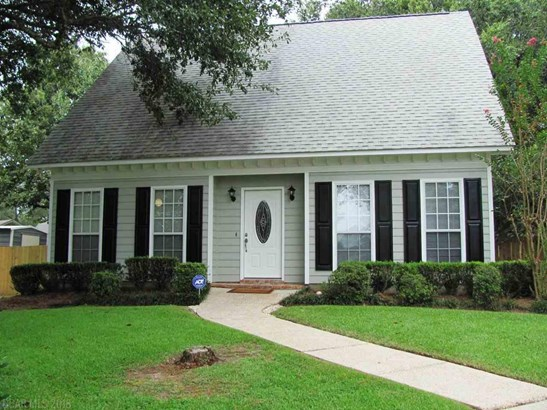 Residential Detached, Traditional - Mobile, AL