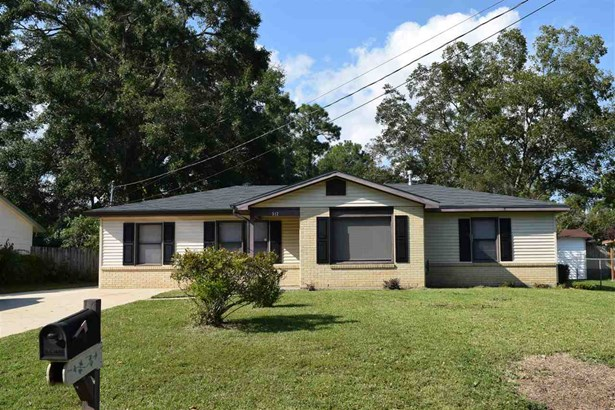 Ranch, Residential Detached - Chickasaw, AL (photo 1)