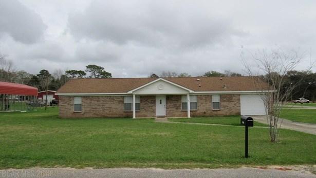 Ranch, Residential Detached - Irvington, AL (photo 1)