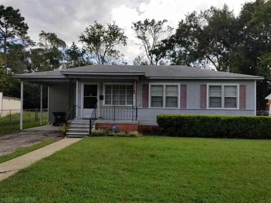 Ranch, Residential Detached - Chickasaw, AL