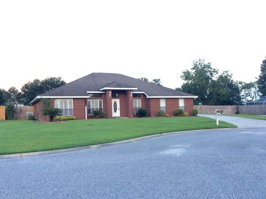 Residential Detached, Traditional - Foley, AL (photo 1)