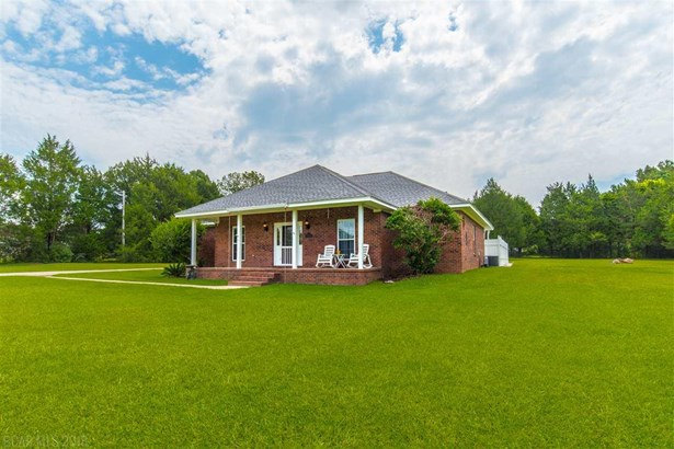 Residential Detached, Single Story - Bay Minette, AL (photo 1)