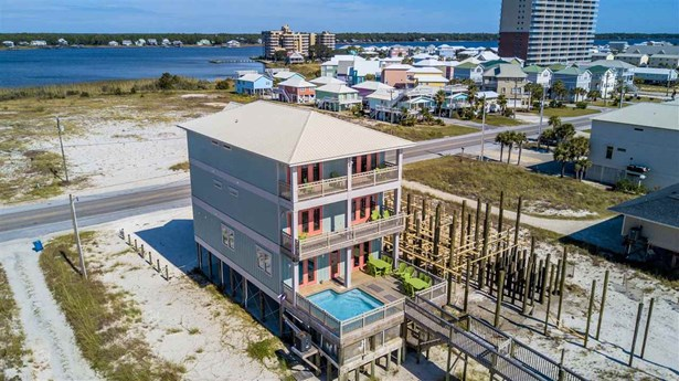 Raised Beach, Residential Detached - Gulf Shores, AL (photo 1)