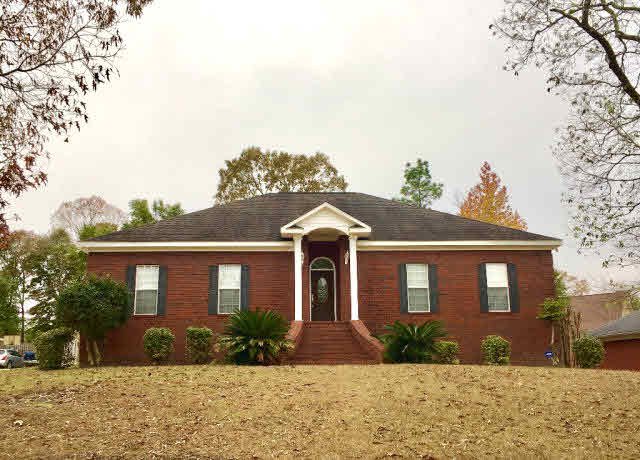 Residential Detached, Colonial - Saraland, AL (photo 1)