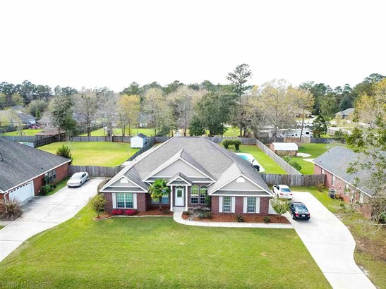 Residential Detached, Traditional - Silverhill, AL (photo 1)