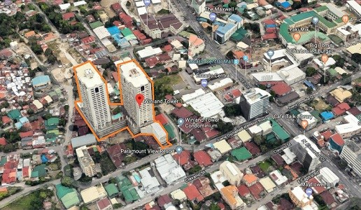 Unit 1607 Winland Tower 1,juana Osmena Extension, Cebu City - PHL (photo 1)