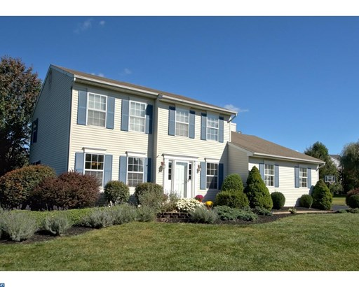 27 Galloping Brook Drive, Allentown, NJ - USA (photo 1)