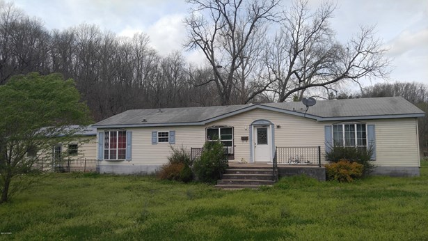 Double Wide, Manufactured Home - Washburn, MO