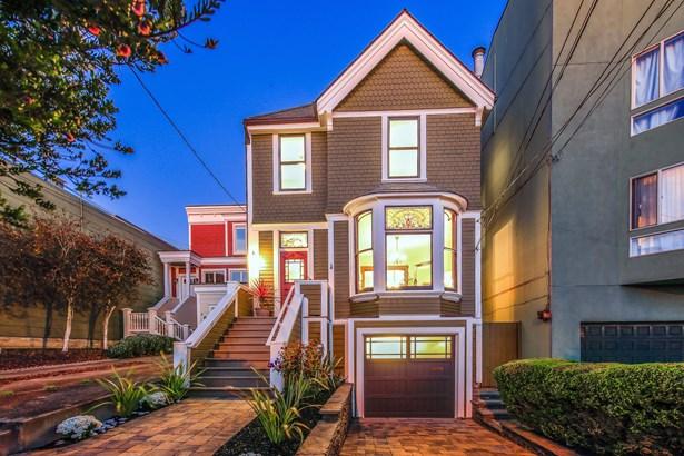 418 45th Avenue, San Francisco, CA - USA (photo 1)