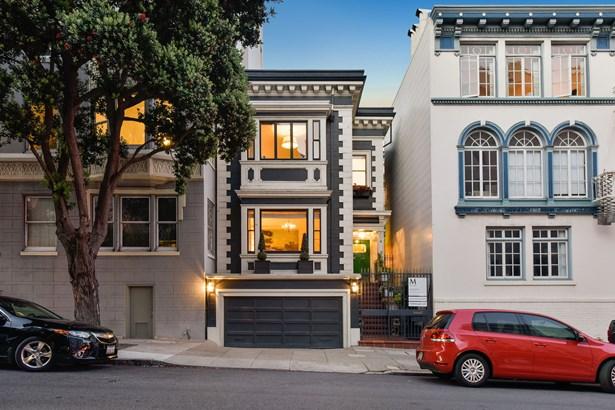 1834 Gough Street, San Francisco, CA - USA (photo 1)