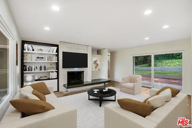 Single Family Residence, Mid-century - Santa Monica, CA
