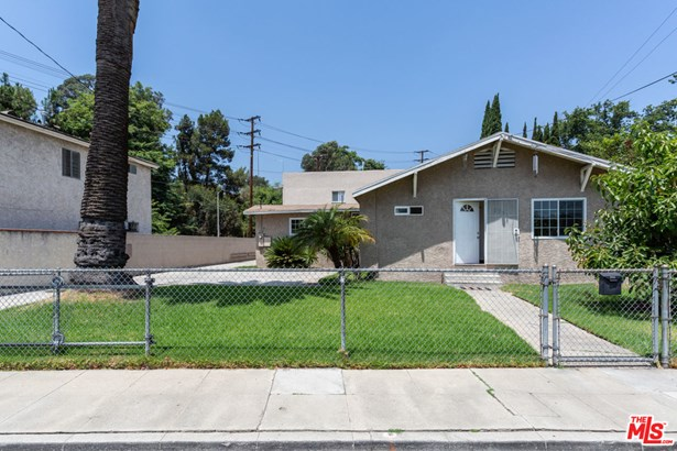 California Bungalow, Single Family Residence - LOS ANGELES, CA