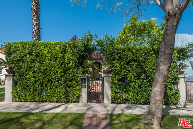 Residential Lease, Spanish - WEST HOLLYWOOD, CA