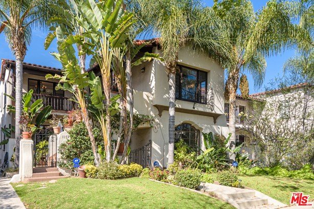 Residential Lease, Spanish - LOS ANGELES, CA