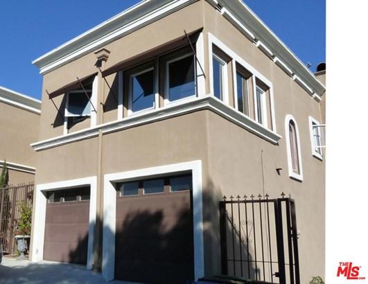 Townhouse, Mediterranean - Los Angeles (City), CA