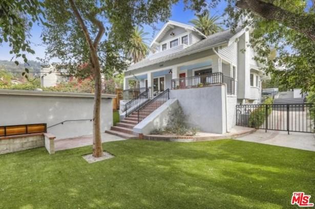 Craftsman, Single Family - Los Angeles (City), CA