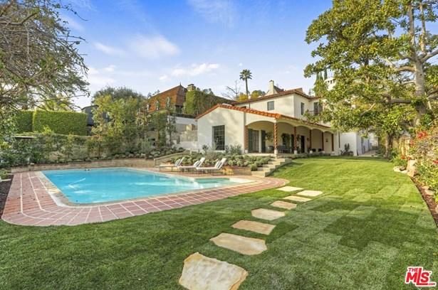 Spanish Colonial, Single Family - Los Angeles (City), CA