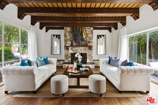 Spanish Colonial, Single Family - Beverly Hills, CA (photo 4)