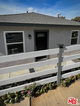 Residential Lease, Traditional - Los Angeles, CA