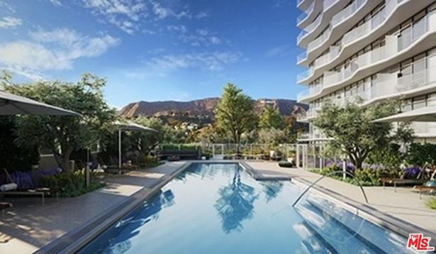 Condominium, High or Mid-Rise Condo,Modern - Hollywood, CA (photo 1)