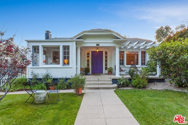 Calif Bungalow, Single Family - Los Angeles (City), CA (photo 1)