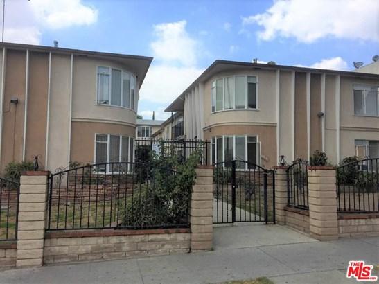 Condominium, Low Rise,Contemporary - Los Angeles (City), CA
