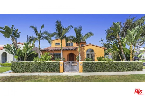 Spanish, Single Family - Los Angeles (City), CA (photo 1)