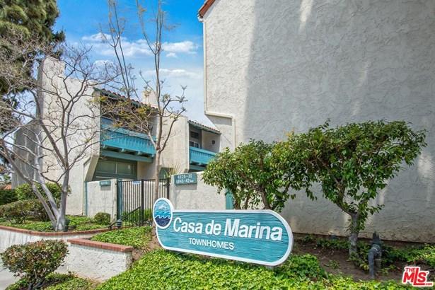 Townhouse, Contemporary - Marina Del Rey, CA (photo 1)
