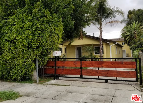 Residential Income, Traditional - Los Angeles, CA