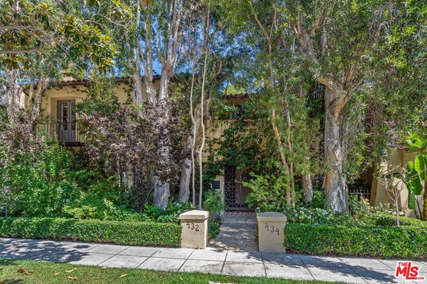 Mediterranean, Residential Income - Beverly Hills, CA