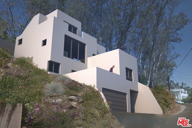 Single Family Residence, New Project - Los Angeles, CA