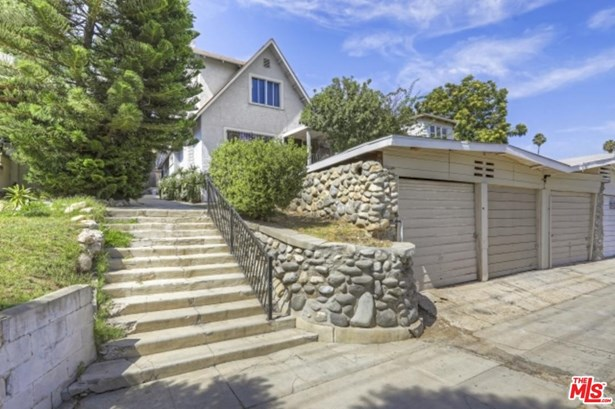Residential Income - Los Angeles (City), CA
