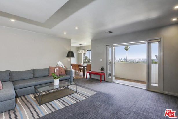 Condominium, Contemporary - West Hollywood, CA