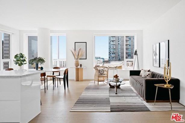 Condominium, Modern,High or Mid-Rise Condo - Los Angeles (City), CA