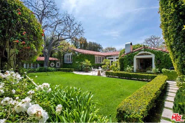 Contemporary Mediterranean, Residential Lease - BEVERLY HILLS, CA